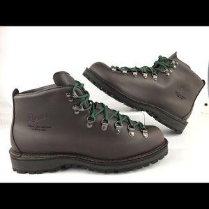 """Danner Mountain LT II 5"""" Boots Brown Gore-Tex"""